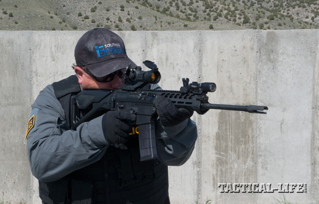 The SIG556xi's reliability was as expected from this operating system—I experienced zero malfunctions.