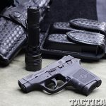 Smith & Wesson M&P Bodyguard 380 pistol gear