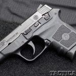 Smith & Wesson M&P Bodyguard 380 pistol left