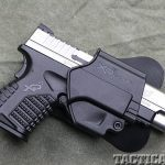 "Springfield Armory 4.0"" XD-S 9mm pistol holster"
