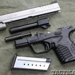 "Springfield Armory 4.0"" XD-S 9mm pistol parts"