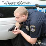 "Springfield Armory 4.0"" XD-S 9mm pistol police"