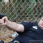 "Springfield Armory 4.0"" XD-S 9mm pistol police draw"