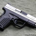 "Springfield Armory 4.0"" XD-S 9mm pistol right"