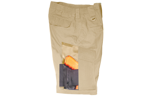 STRYKR Covert Carry TAC Shorts