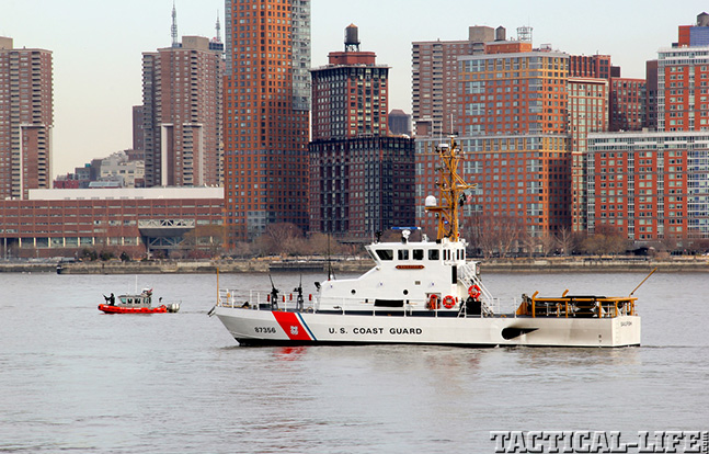 Super Bowl Coast Guard