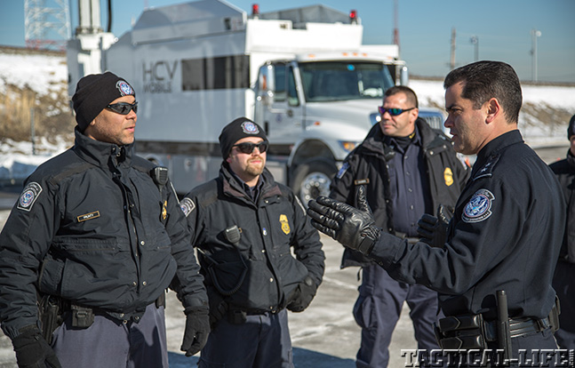 Super Bowl police