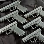 Tacoma Police Department glocks