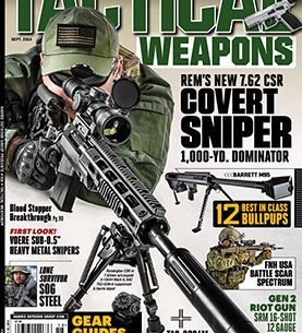 Tactical Weapons Sept. 2014 Cover