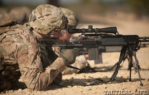 U.S. M14 Rifle lead