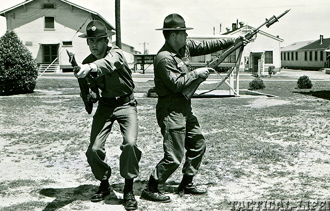 U.S. M14 Battle Rifle vintage