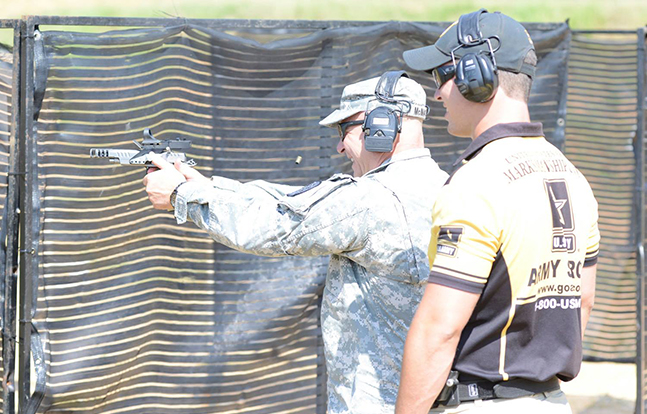 USAMU 55th Annual Interservice Pistol Championships