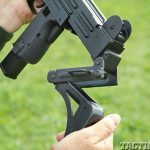 Walther Uzi .22 Rifle folding