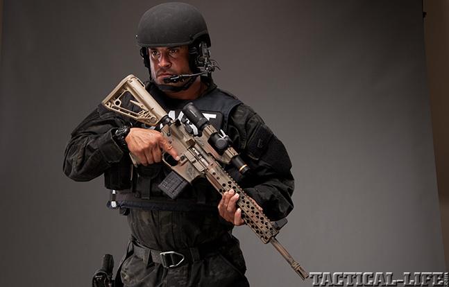 Wilson Combat Paul Howe Tactical Carbine swat