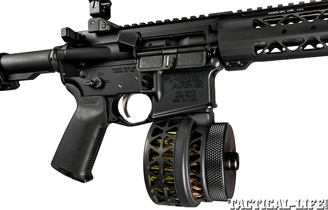 X Products X-15 firearm