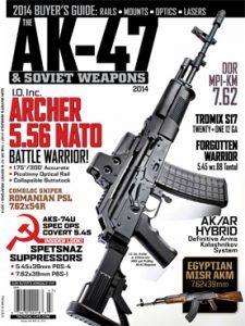 AK-47 2014 Cover