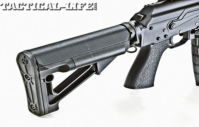 Definitive Arms' Kalashnikov Conversion System