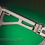 Skeletonized Folding Stock