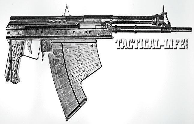 APS Underwater Rifle
