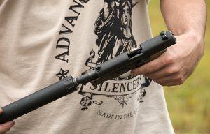 AAC Ti-RANT .45 silencer