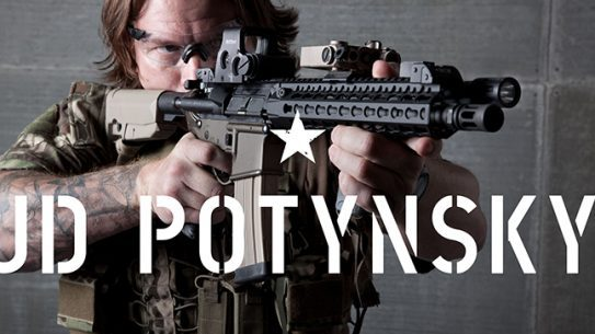 American Gunfighter JD Potynsky