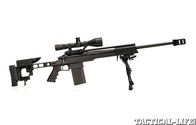 ArmaLite AR-31 mag right