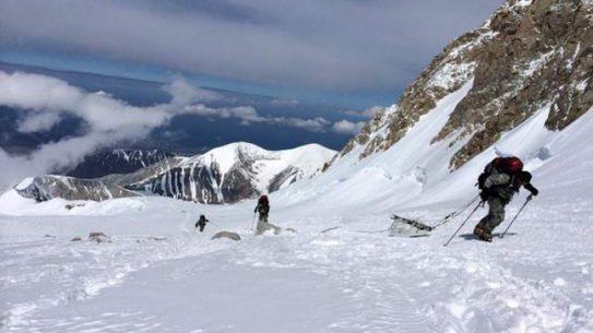 Army Alaska Mount McKinley