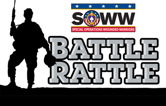 Battle Rattle flyer