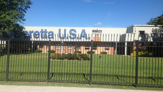 Beretta Maryland facility