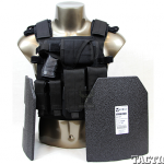 Body Armor plate preview SWMP