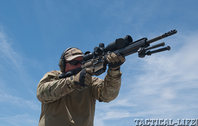 Christensen Arms CA-10 DMR action