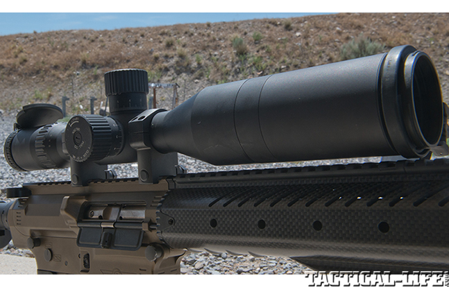 Christensen Arms CA-10 DMR scope