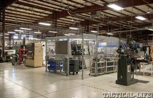 Christensen Arms factory