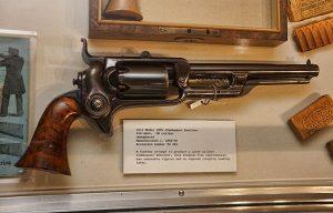 Colt 1855 Connecticut Museum