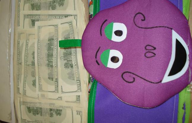 U.S. Customs Counterfeit $210,000