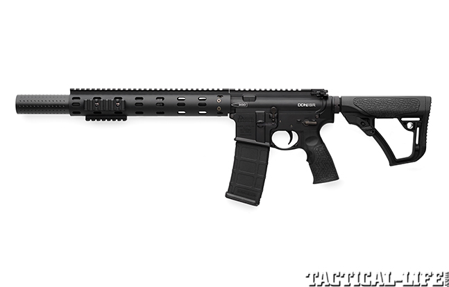 Daniel Defense DDM4ISR preview left