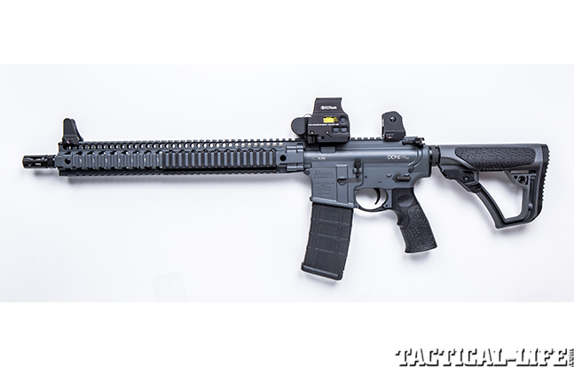 Daniel Defense M4V9 LW preview left
