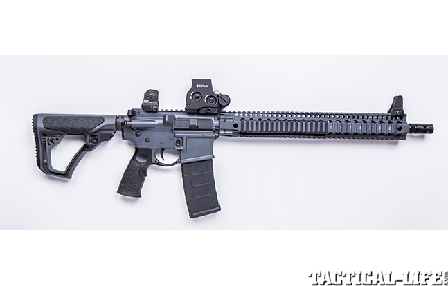 Daniel Defense M4V9 LW preview right