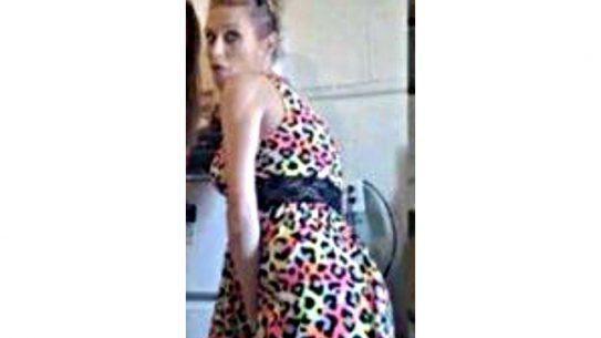 Danielle Saxton Facebook arrest