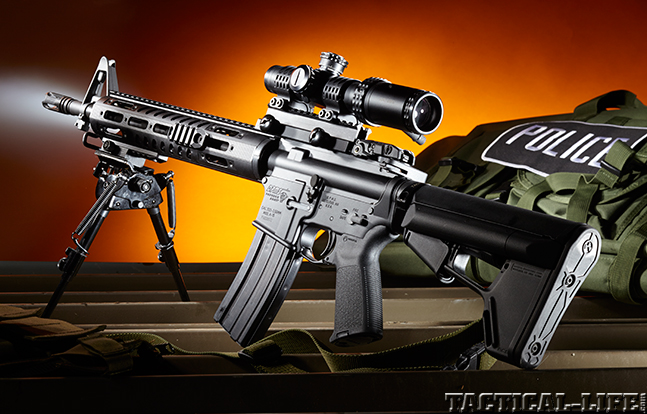 DPMS TAC2 preview rear