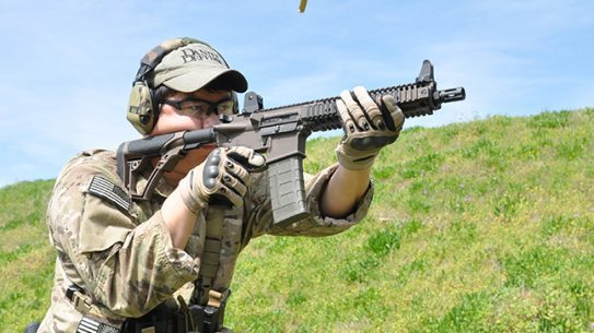 exclusive Daniel Defense MK18 lead