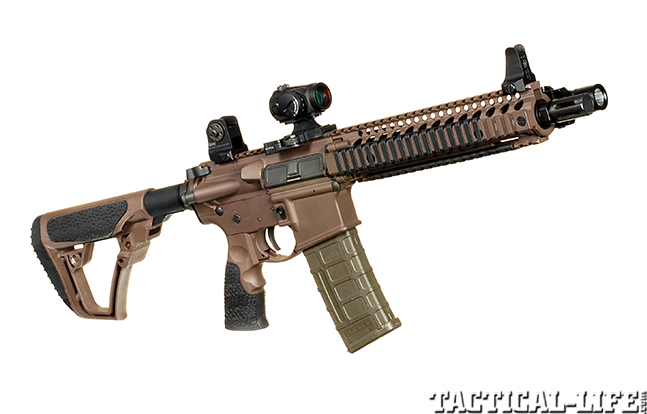 exclusive Daniel Defense MK18 solo