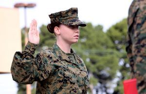 Marines Women in Service Review