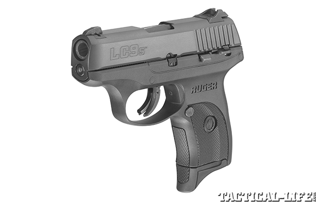 first look Ruger LC9s left