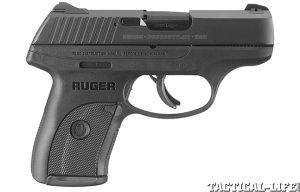 first look Ruger LC9s right