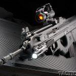 FN FS2000 CQB bullpup lead