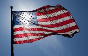 Fourth of July flag lead