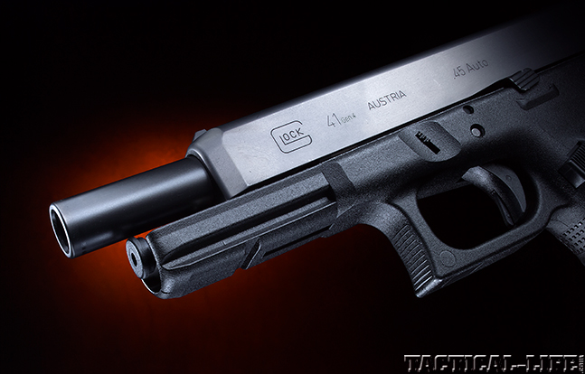 GLOCK'S NEXT-GEN DEFENDERS barrel