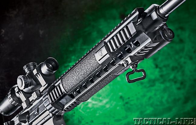 Gun Review Armalite M-15TBN front
