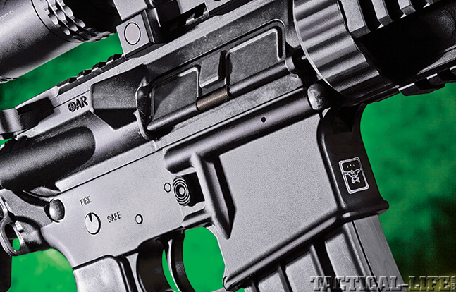 Gun Review Armalite M-15TBN port